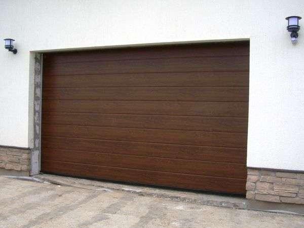 Автоматические гаражные ворота в Кривой Рог