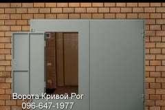 vorota krivoj rog - raspashnye iz metalla (10)
